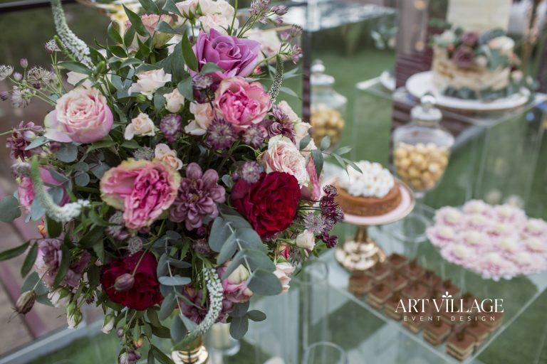 best flower arrangements in UAE