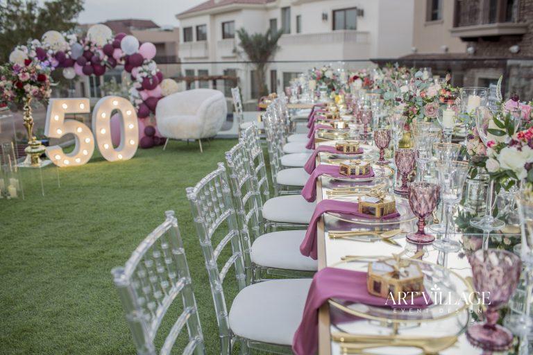 outdoor event furniture rental
