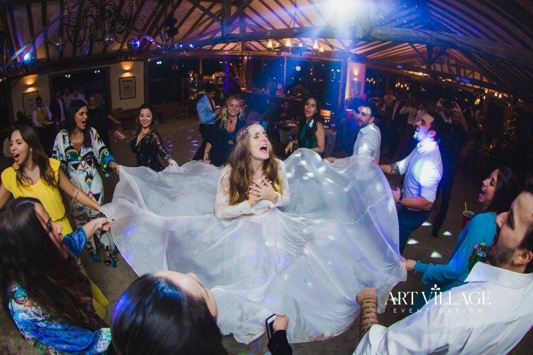 bride dance tradition