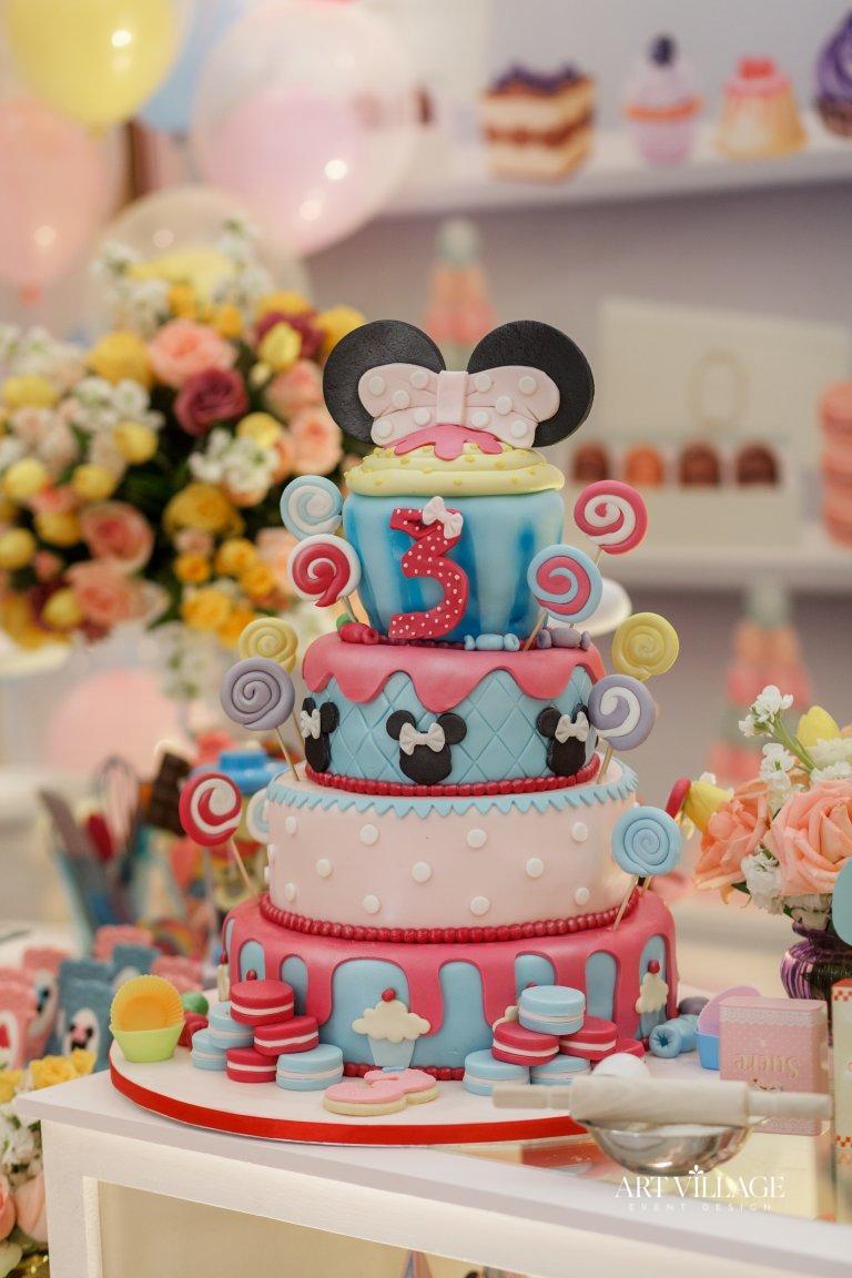 best minnie cake in UAE