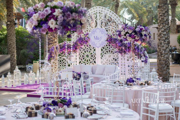 professional wedding planner Dubai
