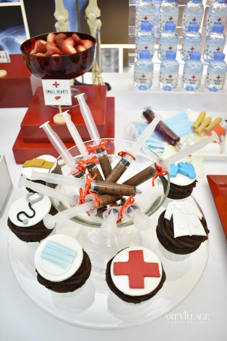 customized dessert design in Dubai
