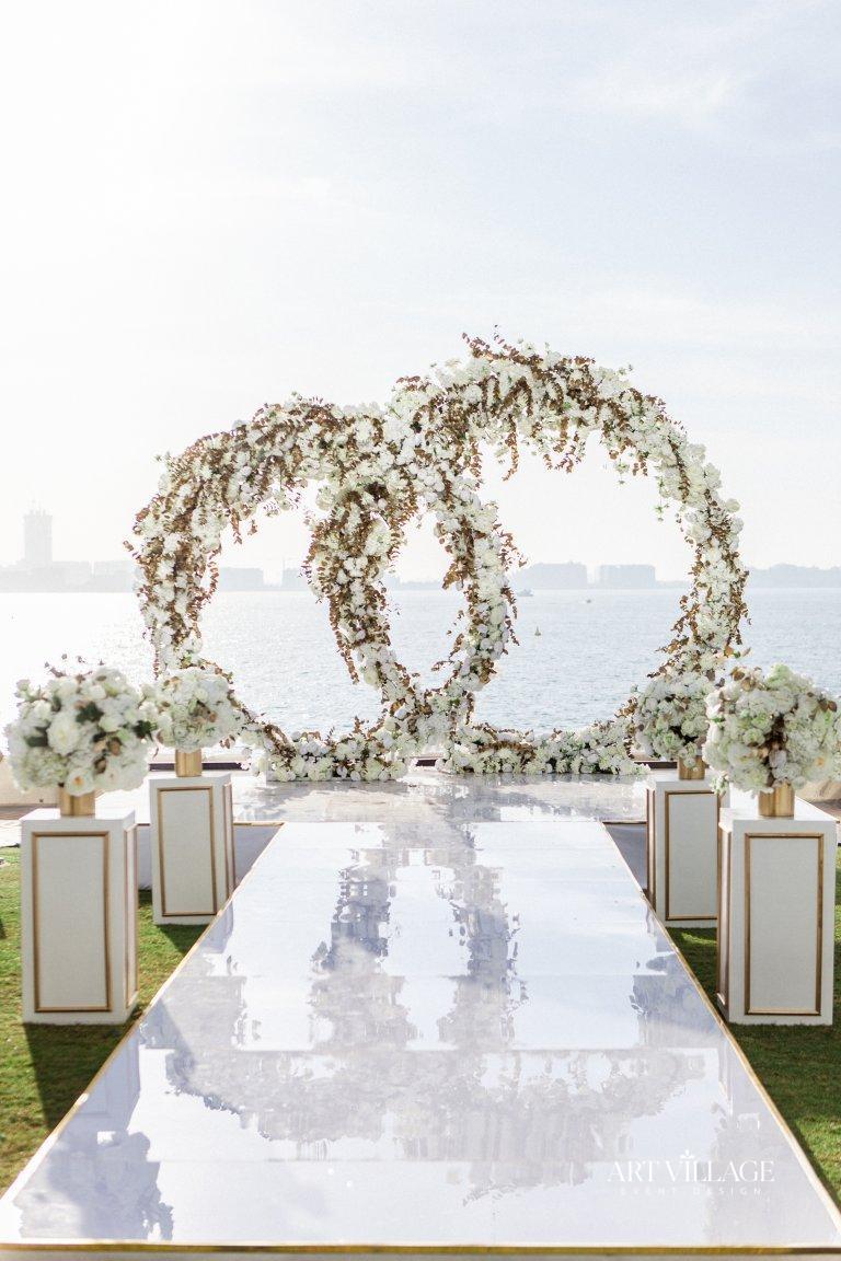 wedding planning services in UAE