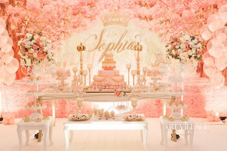 elegant dessert table ideas