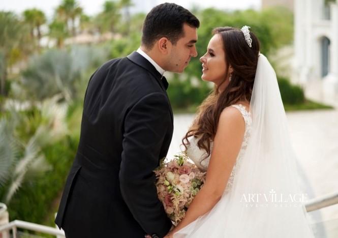 bride groom photoshoot in Dubai
