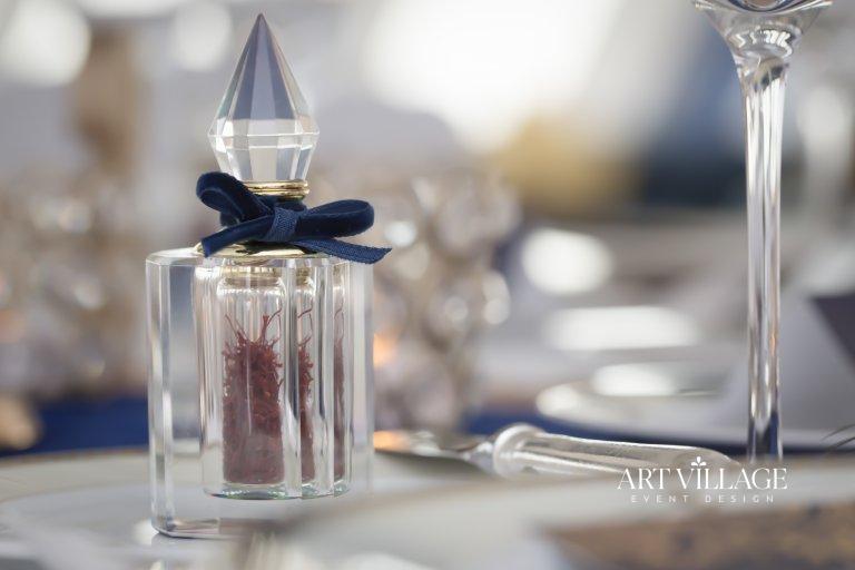Saffron wedding favor