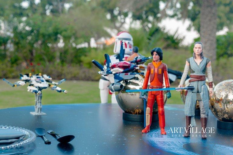 star wars lego toy decor
