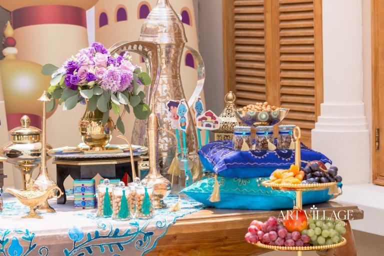kids dessert station Palm Jumeirah