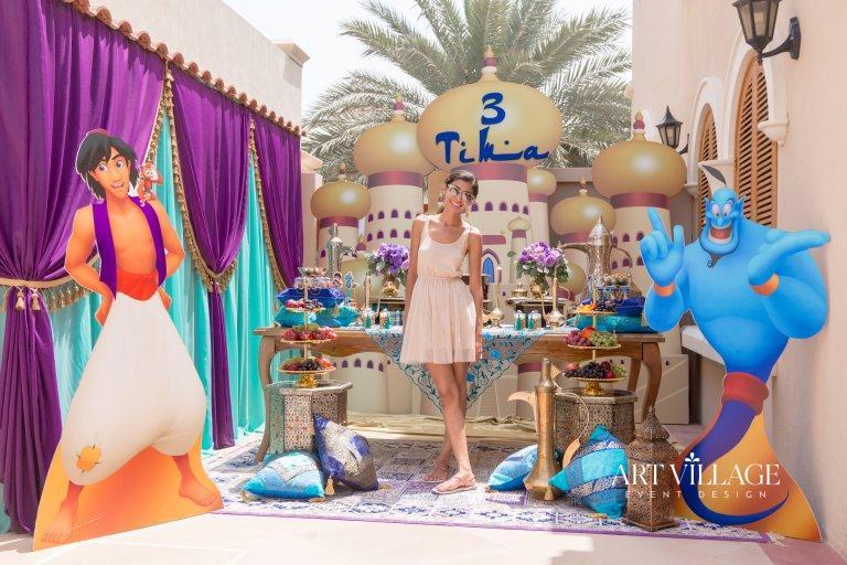 event planning and designing UAE