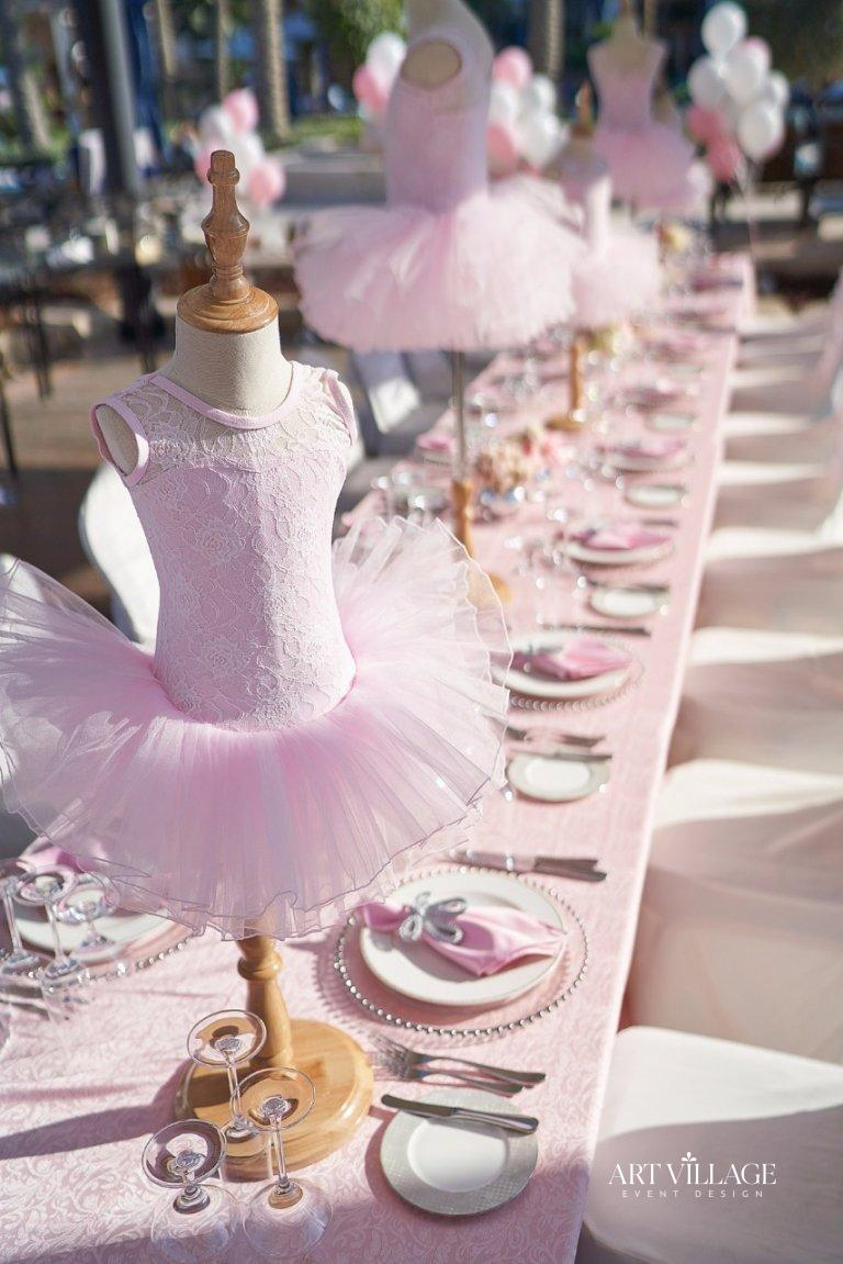 ballet theme party Dubai