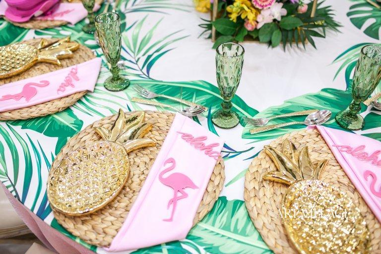 aloha theme party in Dubai