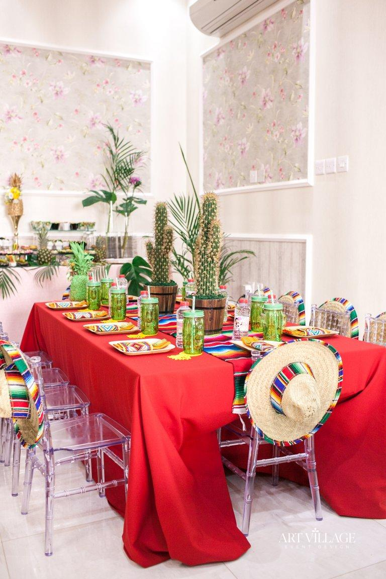 Event decorator Ras Al Khaimah