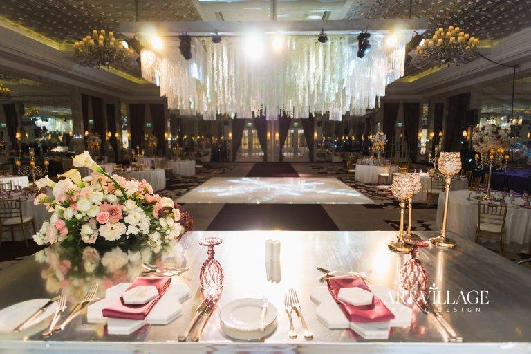 wedding at Waldorf Astoria Dubai
