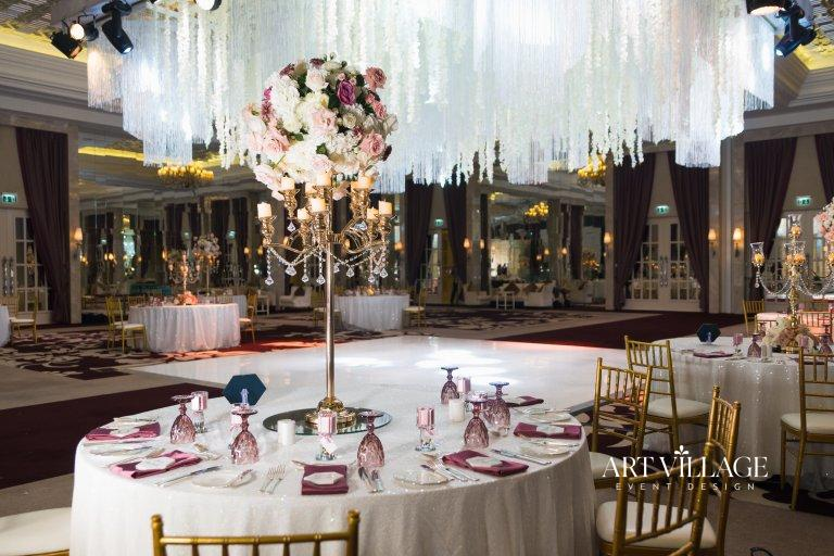 gold chiavari chairs rental UAE