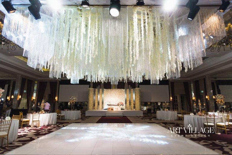 stunning dance floor stage design