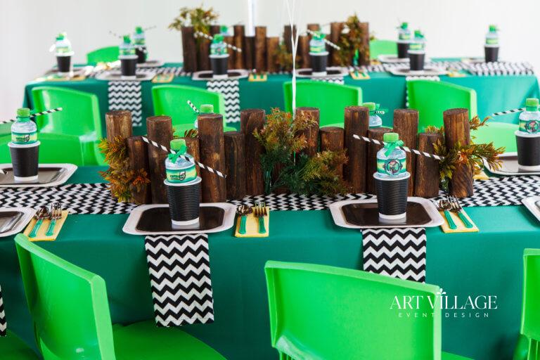 kids event planning and decoration