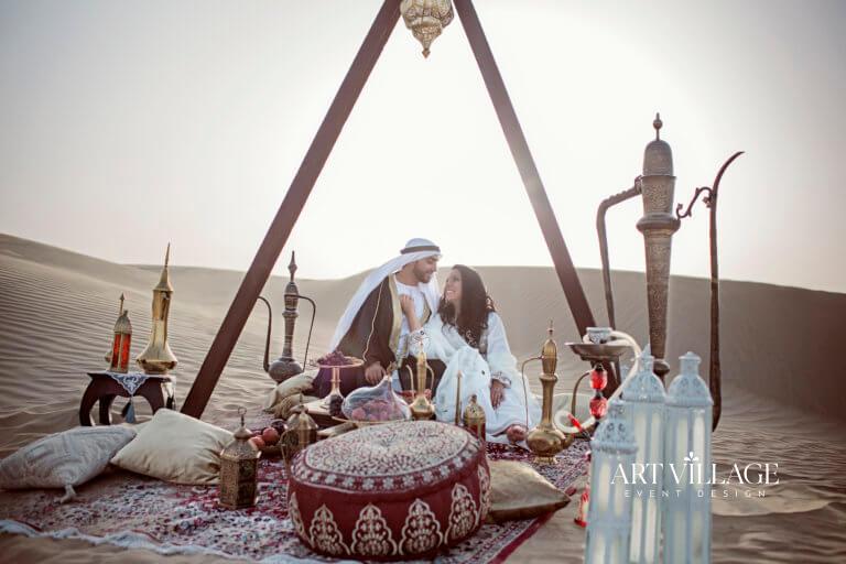 arabic style decoration Abu Dhabi