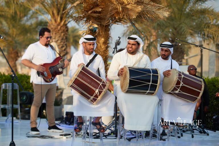 performers for hire Abu Dhabi