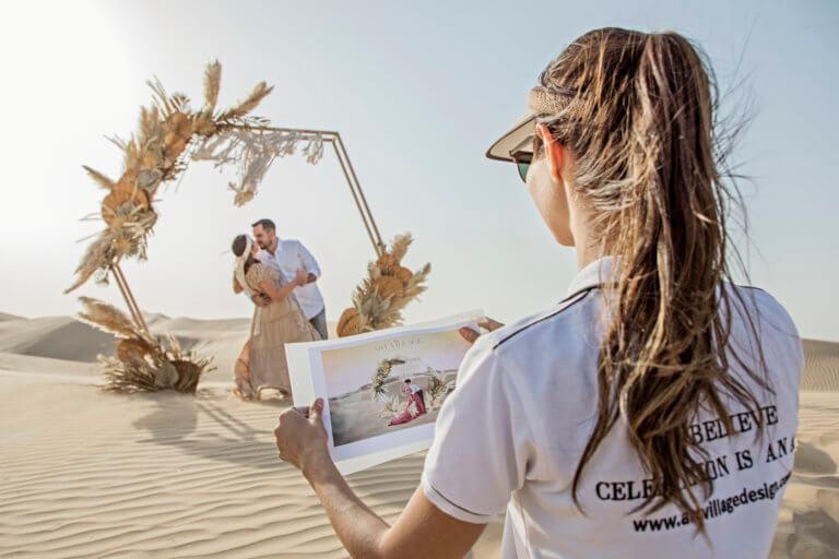 designing your dream desert photo