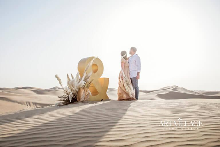 art photo session in UAE