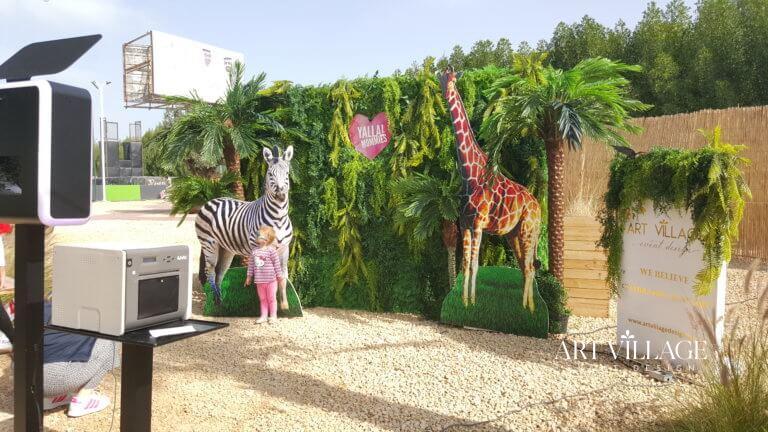 photo booth rental Abu Dhabi