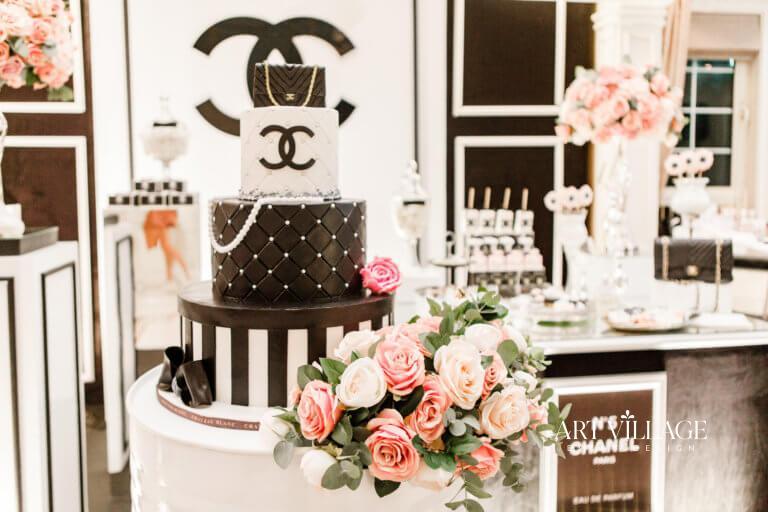 cake and desserts design Dubai