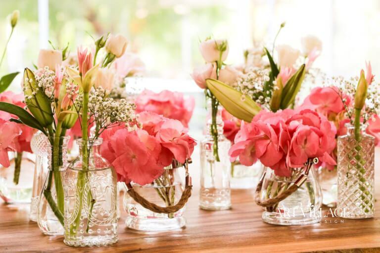 corporate flower arrangements in Dubai