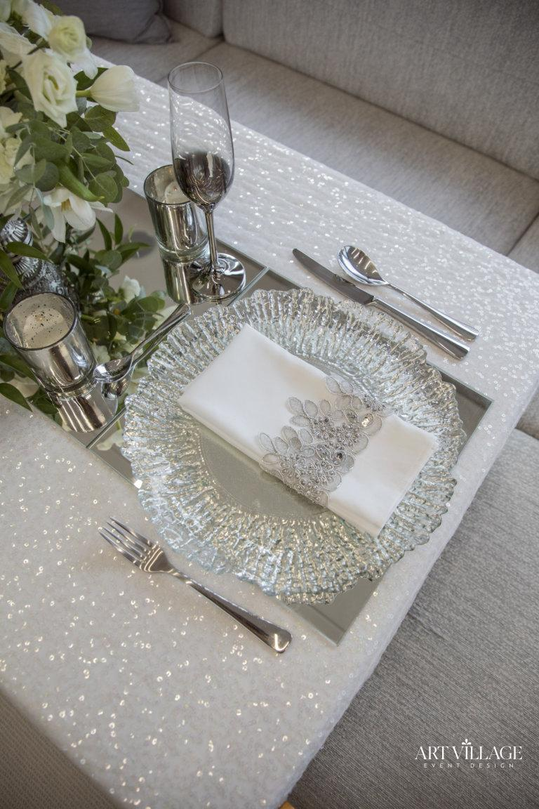 Elegant dinner plate ideas
